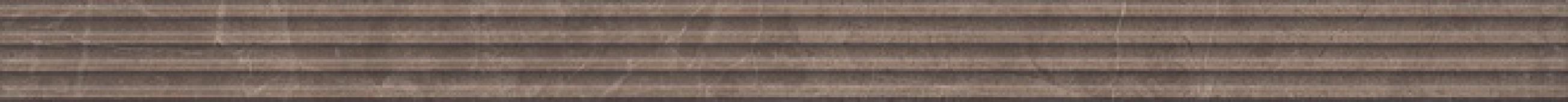 Бордюр Орсэ коричневый структура 40*3,4
