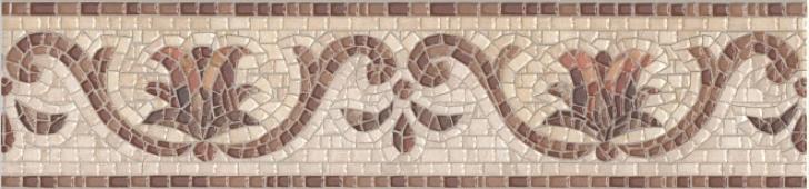 Бордюр Пантеон лаппатированный 40,2*9,6