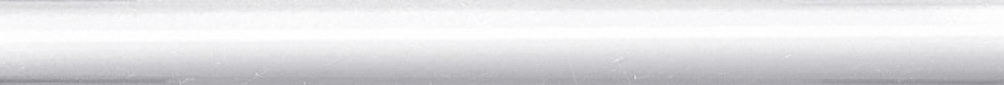 Бордюр Руаяль белый обрезной 30*2,5