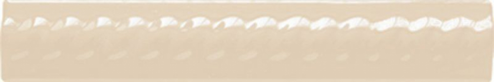 Бордюр Paris Trenza Crema 2,5x15 см