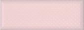 Веджвуд розовый грань 15*40
