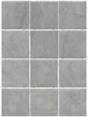 Дегре серый, полотно 30*40, из 12 частей 9,9*9,9