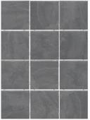 Дегре серый темный, полотно 30*40, из 12 частей 9,9*9,9