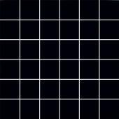 Декор Авеллино черный мозаика 30,1*30,1