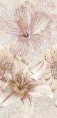 Декор Бихар Цветы обрезной 30*60