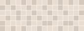 Декор Вилланелла мозаичный беж 15*40