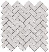 Декор Грасси светлый мозаичный 31,5*30