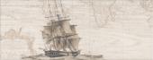 Декор Кампанелла корабль 20*50