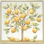 Декор Капри лимонное дерево 20*20