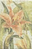 Декор Летний сад Лилии лаппатированный 20*30