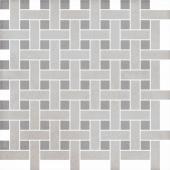 Декор Марчиана серый мозаичный 42,7*42,7 напольный