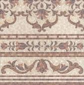 Декор Пантеон ковер лаппатированный 40,2*40,2