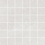 Декор Про Матрикс белый мозаичный 30*30
