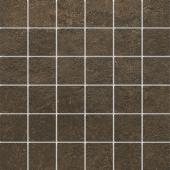 Декор Про Стоун коричневый мозаичный 30*30