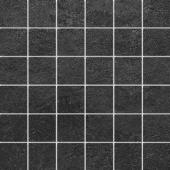 Декор Про Стоун черный мозаичный 30*30