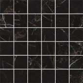 Декор Фрагонар чёрный 30,1*30,1
