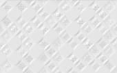 Декор  Relax Aura / Релакс Аура белый 25*40