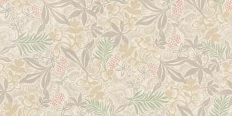 Декор Swedish Wallpapers бежевый 30*60