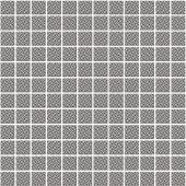 Кастелло орнамент серый 29,8*29,8