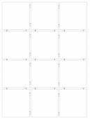 Конфетти белый блестящий, полотно 30*40 из 12 частей 9,9*9,9