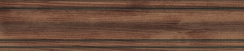 Плинтус Гранд Вуд коричневый 39,8*8
