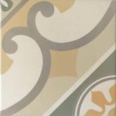 Плитка напольная CAPRICE Burgundy 20x20 см