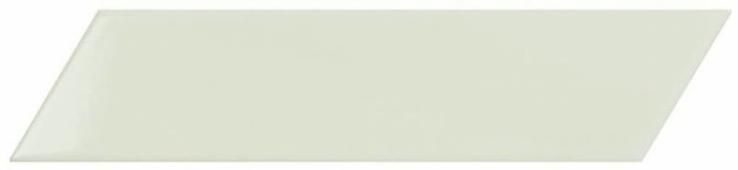 Плитка настенная Chevron Acqua Green Left 6,4x26 см