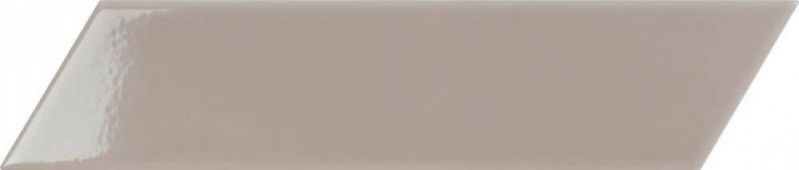 Плитка настенная Chevron Grey Left 6,4x26 см