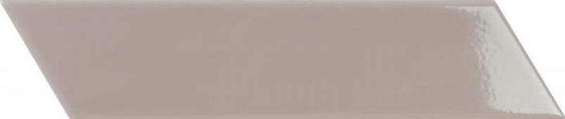 Плитка настенная Chevron Grey Right 6,4x26 см