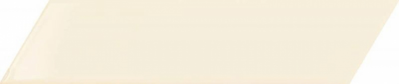 Плитка настенная Chevron Ivory Left 6,4x26 см