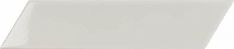 Плитка настенная Chevron Light Grey Left 6,4x26 см