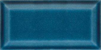 Плитка настенная Paris (Metro) Azul Craquele 7,5x15 см