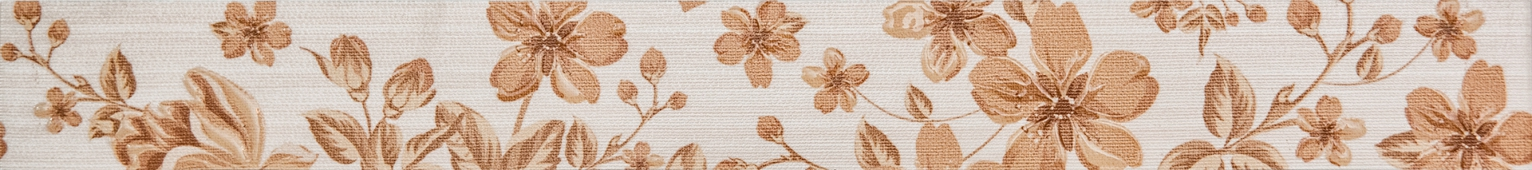 Плитка Fabric beige border 01 6,5*60