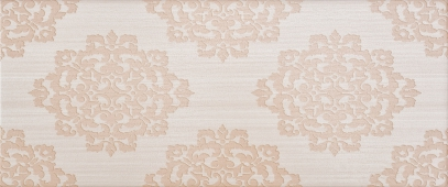 Плитка Fabric beige wall 03 25*60