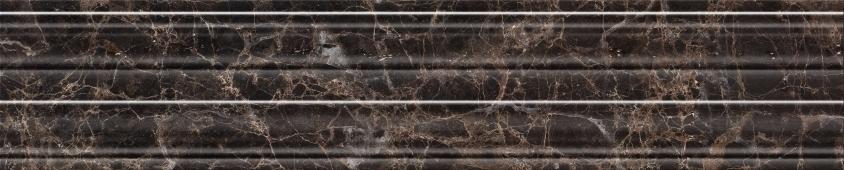 Фриз Lorenzo Modern коричневый 30*6