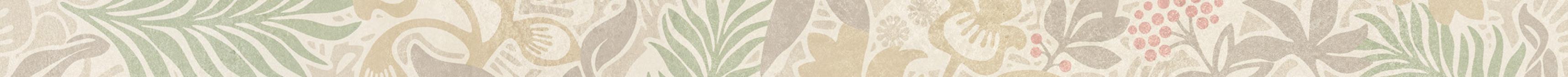 Фриз Swedish Wallpapers бежевый 30*60
