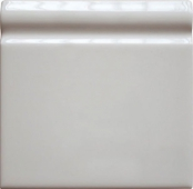 Цоколь Paris Metro Zocalo Blanco Brillo 15x15 см