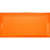 Biselado Naranja Brillo