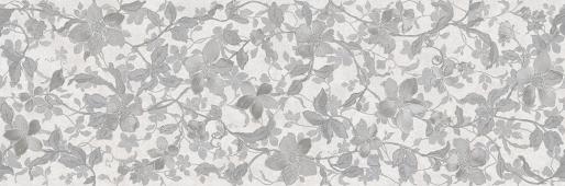 Emigres Floral Gris 30x90 383