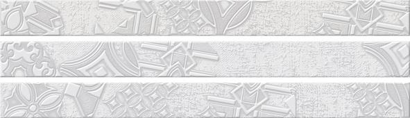Комплект бордюров 212,7*6,2 PROVENCE GREY AVIGNON (3 шт)