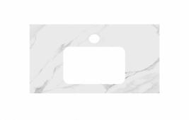 Спец. декоративное изделие для раковин, встраиваемых сверху, 80 см Монте тиберио натуральный