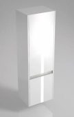 Пенал BUONGIORNO 120 см, 2 двери, Европейский белый