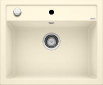 Мойка DALAGO 6 SILGRANIT PuraDur жасмин с клапаном-автоматом  BLANCO 514592