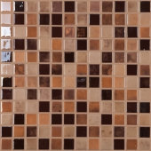 Мозаика Lux № 406 (на сетке)