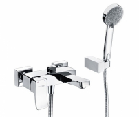 Aller 1061 Смеситель для ванны с коротким изливом