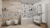 1064-0155 плитка настенная вестанвинд 20х60 натуральный LASSELSBERGER | LB Ceramica