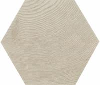 Керамогранит Equipe Hexawood Grey 20*17,5