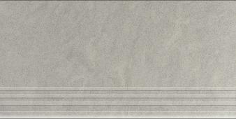 КЕРАМИКА БУДУЩЕГО Амба Ступень жемчуг мат насечки MR 60x30 керамогранит