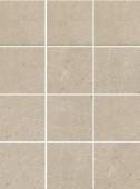 1317H Матрикс светлый бежевый, полотно 29,8х39,8 из 12 частей 9,8х9,8 керамический гранит
