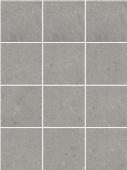 1320H Матрикс серый, полотно 29,8х39,8 из 12 частей 9,8х9,8 керамический гранит